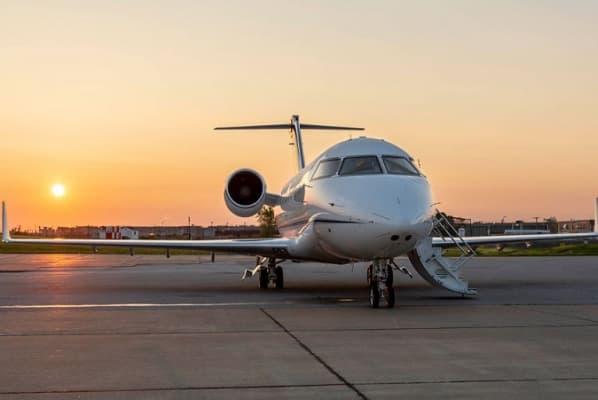 Aircraft Arrival